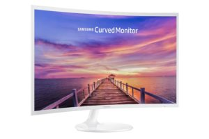 Samsung CF391 review