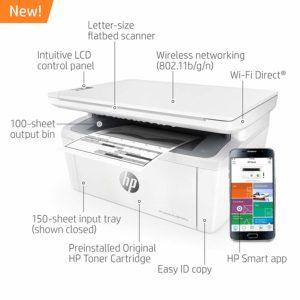 HP Laserjet Pro M31w Review – Y5S55A Monochrome Laser
